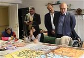 بزرگترین مشکل برای هنرمندان معلول صنایع دستی/ پاراتورهای تهران اجرا میشود