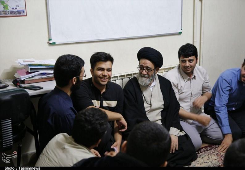 شبنشینی «آلهاشم» در خوابگاه دانشجویان علوم پزشکی تبریز+تصاویر
