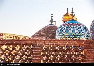اردبیل: مسجد شیخ صفی الدین اردبیلی کے حسین مناظر
