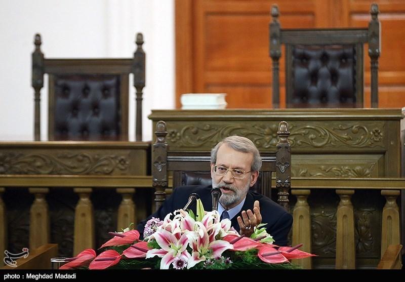 لاریجانی در نشست خبری: شورای هماهنگی سران قوا موقتی است/ برای انتخابات 1400 برنامهای ندارم