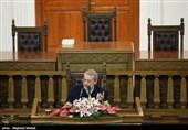 """حاشیههای نشست لاریجانی؛ از دیدار """"شی و تینگ"""" تا مشکل بلندگو در ایران"""
