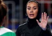 Iranian Duo Officiate at UEFA Women's Futsal EURO Semis