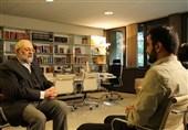 """اختصاصی: نظر لاریجانی درباره اظهارات """"بیّنالغی"""" ظریف، افت شدید کارآمدی دولت روحانی و نقش ترامپ در قتل خاشقجی"""