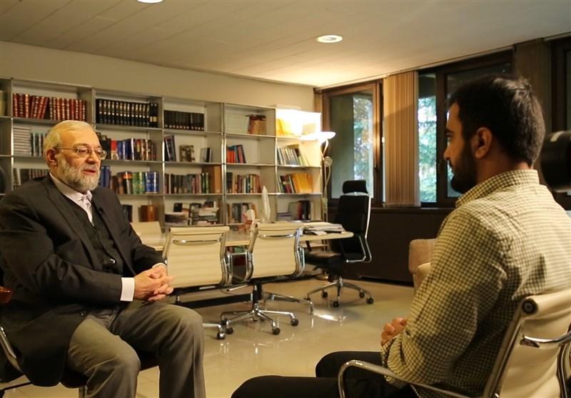 تیزر:گفتگوی ویژه تسنیم با لاریجانی درباره دولت روحانی، FATF، اظهارات ظریف و...