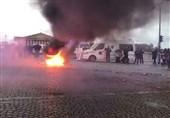 فرانس: پرتشدد مظاہرے، دکانیں اور کاریں نذر آتش