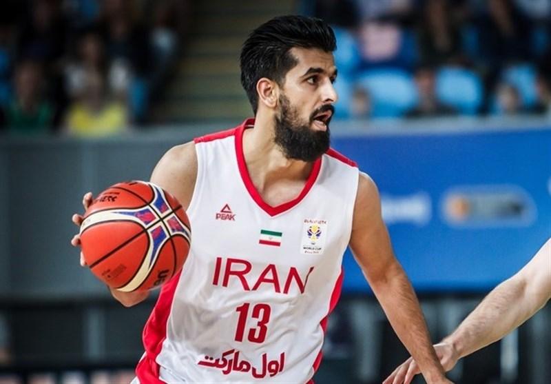 بسکتبال انتخابی جام جهانی| شکست یک نیمهای ایران مقابل ژاپن