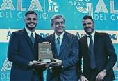 فوتبال جهان  بهترینهای فوتبال ایتالیا در مراسم «گالا» معرفی شدند/ ایکاردی بهترین بازیکن فصل و برنده جایزه «گل سال» شد، آلگری بهترین مربی + عکس و فیلم