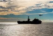 بازگشت ناوگروه 61 نیروی دریایی ارتش به کشور
