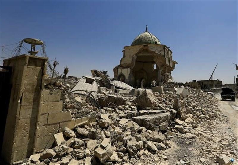 موصل میں امریکی فوجی مراکز پر متعدد راکٹ حملے