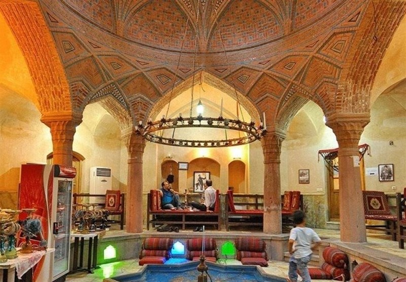 Nobar Bath: An Iranian, Historical Bathhouse Belonging to 19th Century