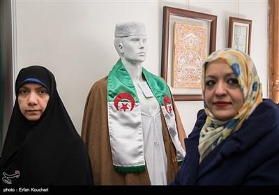 انطلاق فعالیات الاسبوع الثقافی الجزائری فی إیران