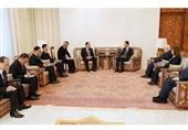 Suriye Cumhurbaşkanı Esad Kuzey Kore Dışişleri Bakanı İle Görüştü
