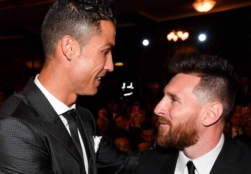 فوتبال جهان| مسی بالاتر از رونالدو، ثروتمندترین ورزشکار جهان شد