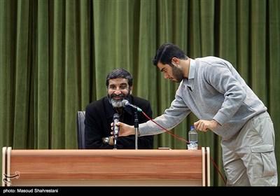 سخنرانی سردار حسین یکتا در مراسم بزرگداشت شهید رکن آبادی