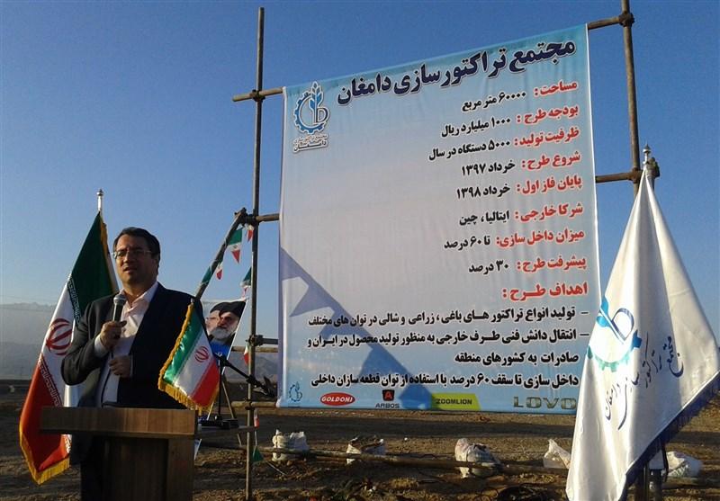 وزیر صمت در سمنان: توجه به تولید داخلی راهکار برطرف شدن مشکل بیکاری است