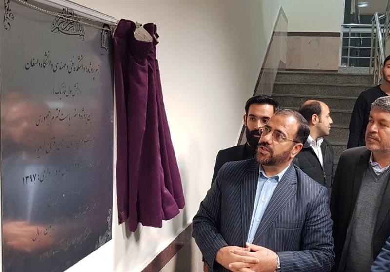 سمنان| دانشکده فنی و مهندسی دانشگاه دامغان افتتاح شد
