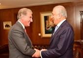 امریکی ایلچی کی شاہ محمود سے ملاقات، افغان امور پر تبادلہ خیال
