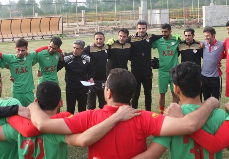 برگزاری تمرین فولاد خوزستان با حضور مربیان جدید و میهمانان ویژه + تصاویر