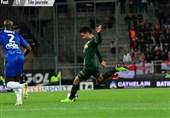 فوتبال جهان| موناکو با اولین گل فابرگاس طلسم ناکامیها را شکست/ آمیا در غیاب قدوس شکست خورد