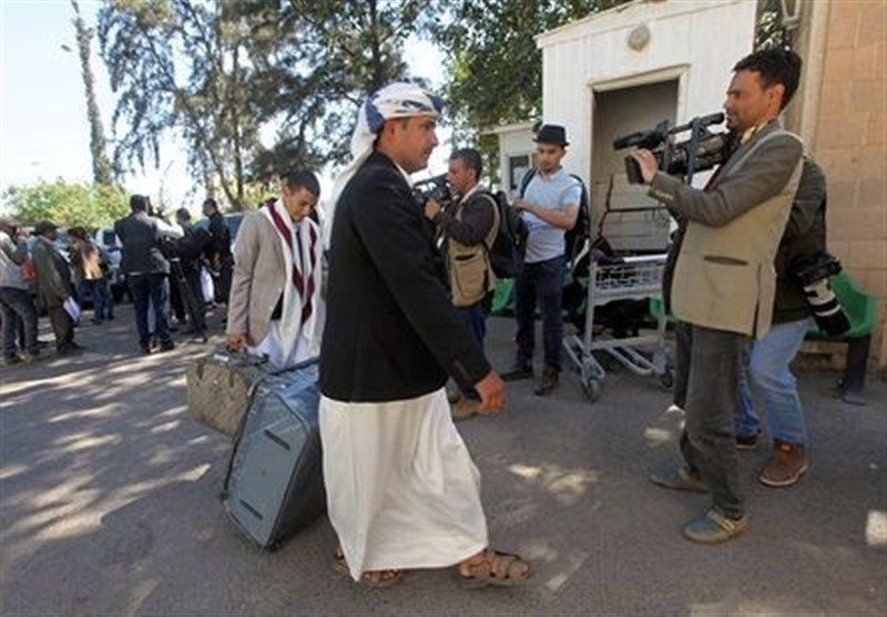 Yemen's Houthis Arrive in Sweden for Peace Talks