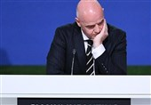 فوتبال جهان  ابراز همدردی رئیس فیفا در مورد مرگ بازیکن جوان روسی
