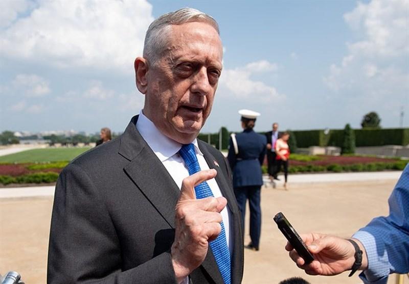 نگرانی متحدان آمریکا در آسیا اقیانوسیه از استعفای ماتیس