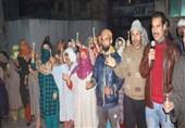 جموں و کشمیر میں حریت رہنماؤں کا شمعیں روشن کرکے احتجاج