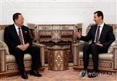 اظهارات جالب وزیر خارجه کره شمالی در دیدار با بشار اسد