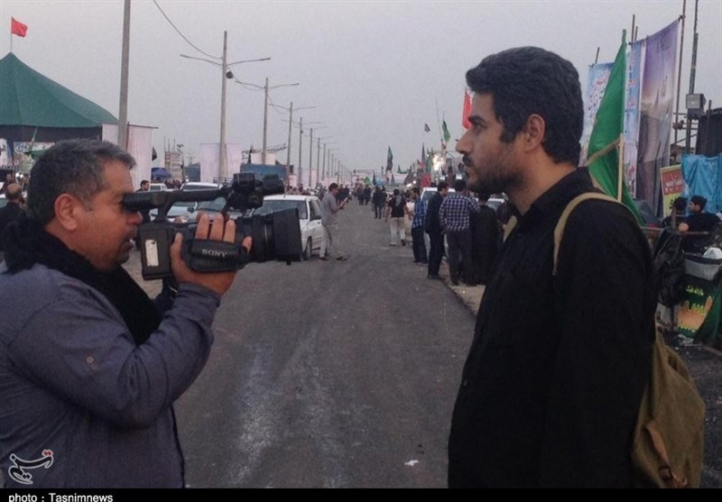 اهواز| مستند «انتهای جاده» با محوریت پیادهروی اربعین حسینی ساخته میشود