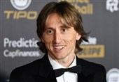 فوتبال جهان| مودریچ: زیدان گفته بود که میتوانم برنده توپ طلا شوم