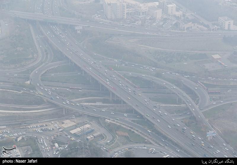 شاخص کیفیت هوای تهران به 143 رسید؛ افزایش آلودگی هوا به سبب انتشار بوی نامطبوع