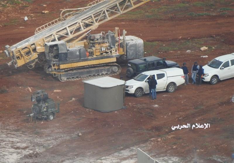 عملیات سپر شمال صهیونیستها از دریچه دوربین حزب الله لبنان + تصاویر ,