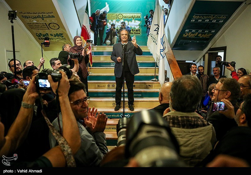 افتتاحیه هفتمین دوره 10 روز با عکاسان ایران