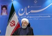 رئیس جمهور در جلسه شورای اداری سمنان:باید تهدیدات دوران تحریم را به فرصت تبدیل کنیم