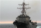 آمریکا یک ناوشکن به نزدیکی سواحل روسیه اعزام کرد