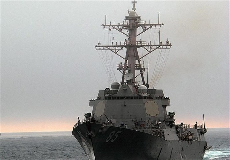 اعزام ناو جنگی آمریکا به سوی سوریه