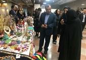 افتتاح نمایشگاه توانمندیهای معلولان شهر تهران در برج میلاد