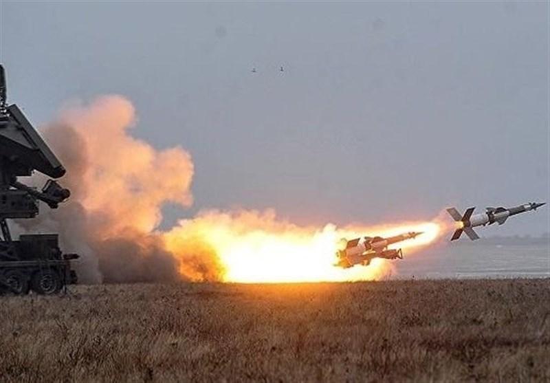 اوکراین یک موشک بالستیک را در دریای سیاه آزمایش کرد