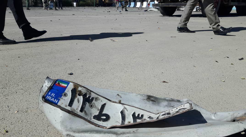 اختصاصی: اولین تصاویر از محل حمله تروریستی چابهار + عکس