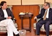 ملاقات عمران خان با رئیس دادگاه عالی پاکستان؛ تلاش برای کاهش تنشها