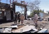 خرابیهای حمله انتحاری امروز صبح در چابهار+فیلم
