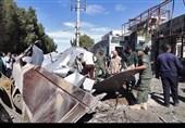 تکرار/ گزارش کامل تسنیم از حادثه تروریستی چابهار؛ از ناکامی عامل انتحاری تا حضور سردار پاکپور در محل حادثه