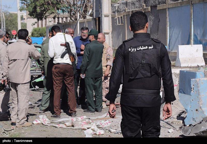 اطلاعیه پلیس درباره حمله تروریستی چابهار: مردم و نیروهای امنیتی تروریستها را پشیمان میکنند