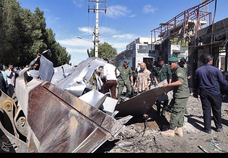 گزارش کامل تسنیم از حادثه تروریستی چابهار؛ از ناکامی عامل انتحاری تا حضور سردار پاکپور در محل حادثه