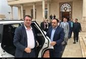 وزیرصنعت از 3 کارخانه بزرگ صنعتی استان مرکزی بازدید کرد+تصاویر