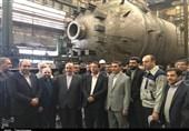 شرکت آذرآب برای ساخت برخی پروژههای نیروگاه اتمی بوشهر قرارداد امضا کرد