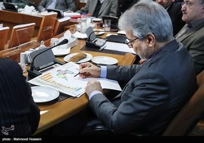 رونمایی از لایحه بودجه سال 1398 و ضمائم آن توسط محمدباقر نوبخت رئیس سازمان برنامه و بودجه