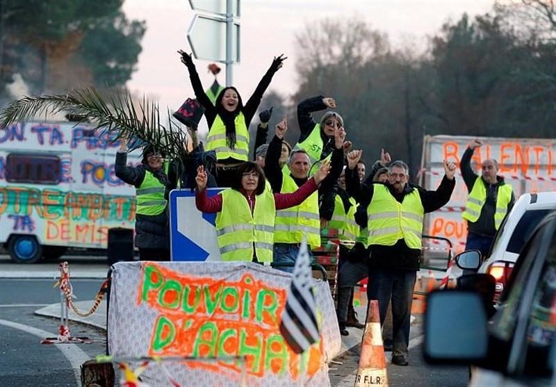 فعال حقوق بشر: جنبش جلیقه زردها نتیجه تدابیر ریاضتی اتحادیه اروپا است