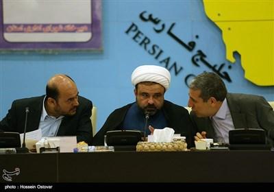 نشست مجمع استانداران بوشهر در چهل سال گذشته - بوشهر