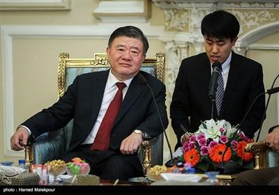 چن جو نایب رئیس کنگره ملی چین